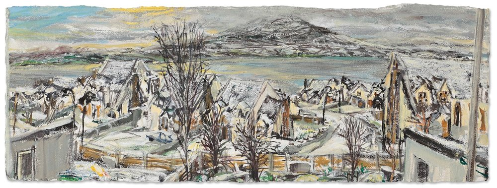 Oyster Bay, Snow - Nick Miller