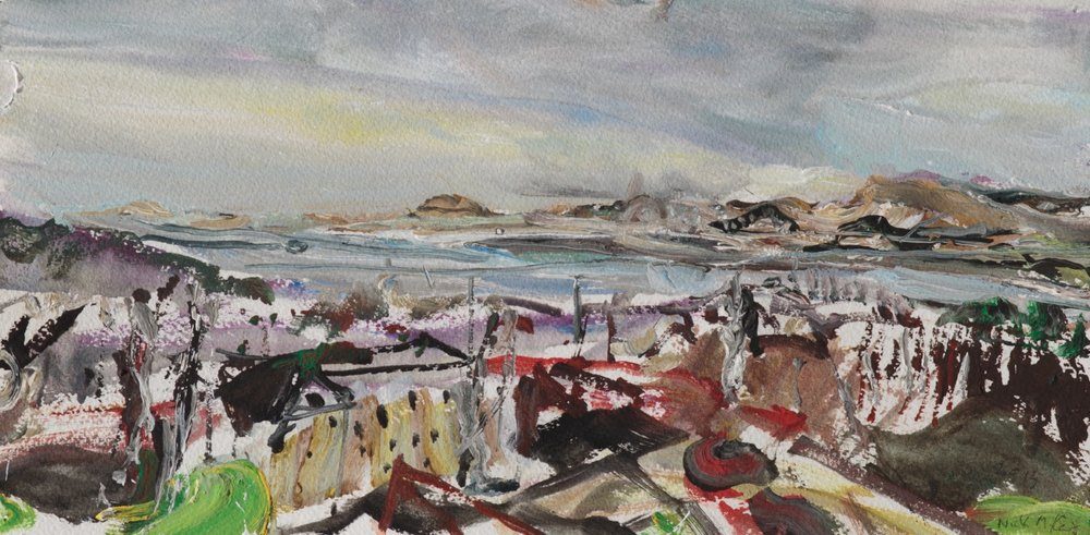 Summerhill 360 study: To Sligo Bay - Nick Miller