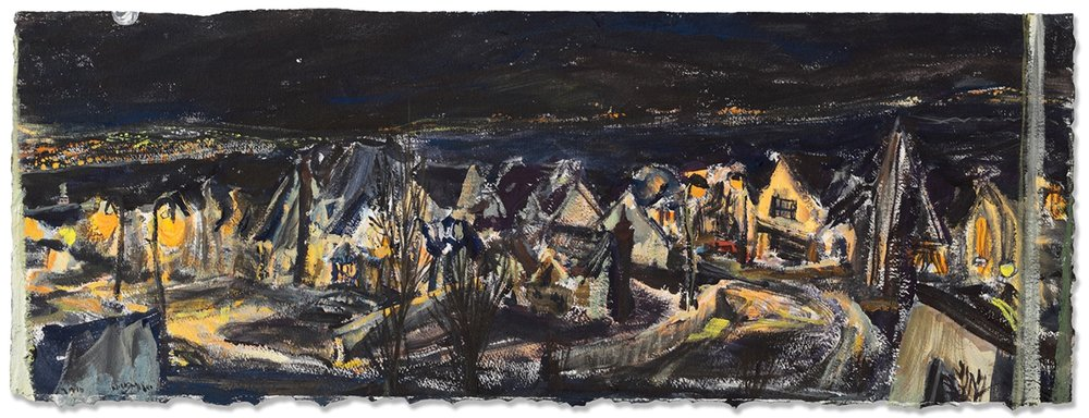 Oyster Bay, Night - Nick Miller