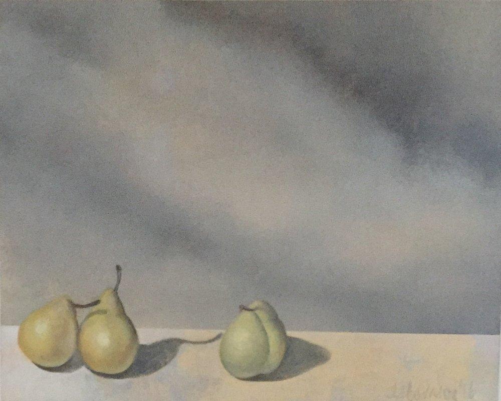 Gooseberry - Annie Harrison