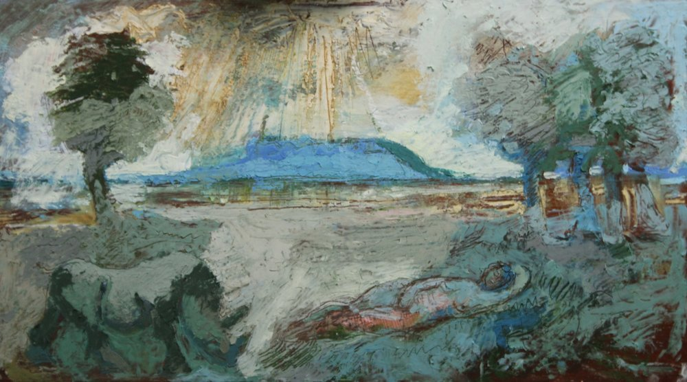 Lissadell: Venus Study in Blue - Diarmuid Delargy