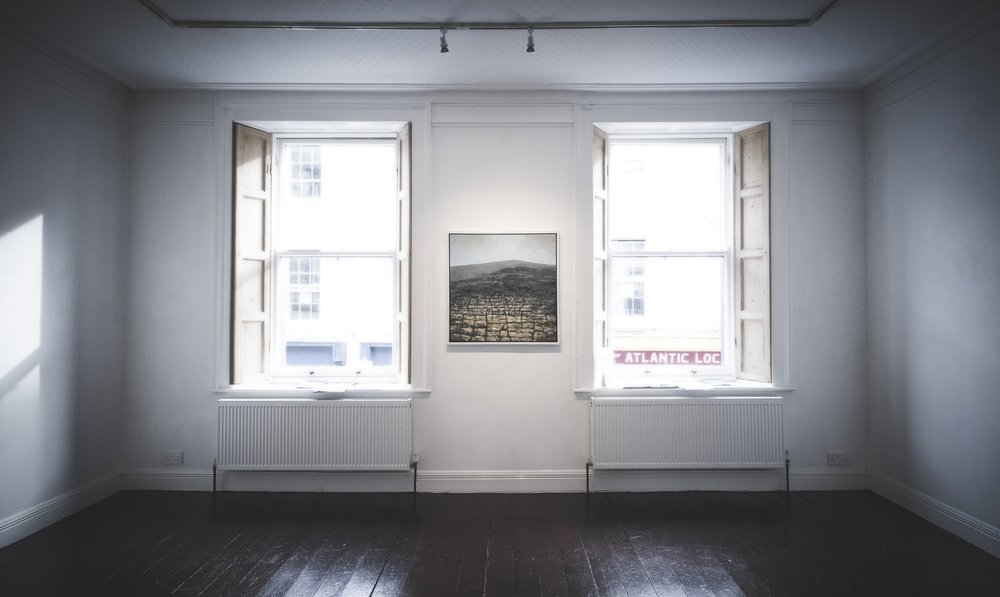 Hamilton Gallery Front Room South + Charles Harper