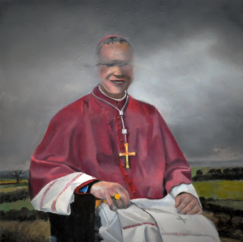 The Bishop - Gerry Davis