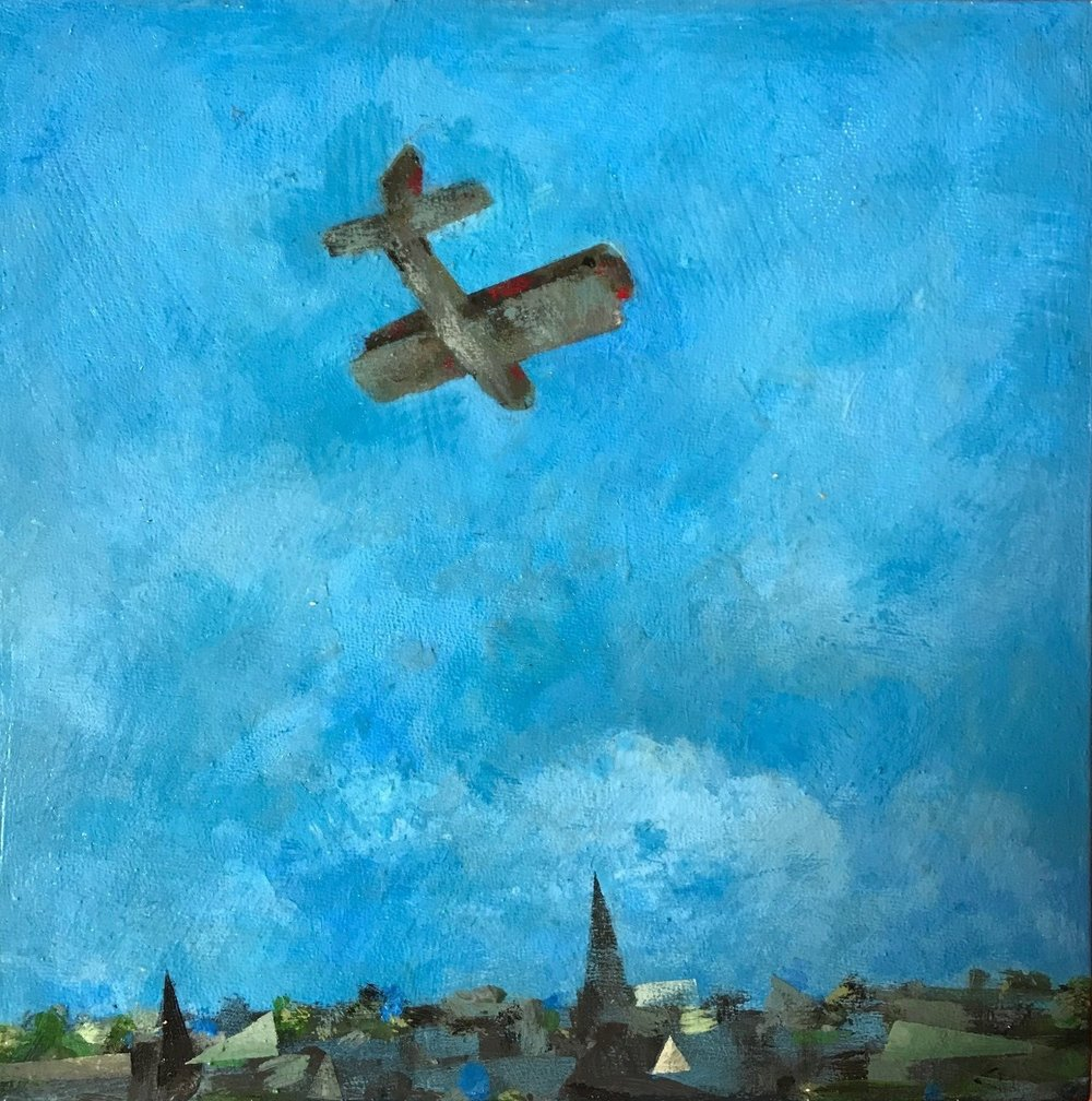 Over Kiltartan Cross - Charles Harper