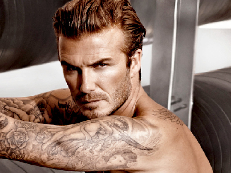 David Beckham. Copyright Getty Images.