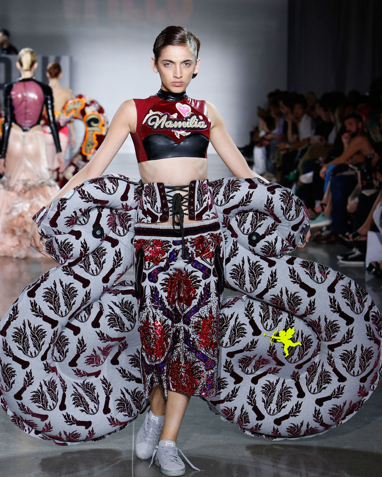 Copyright New York Fashion Week 2015.