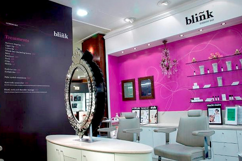 Blink Brow Bar London