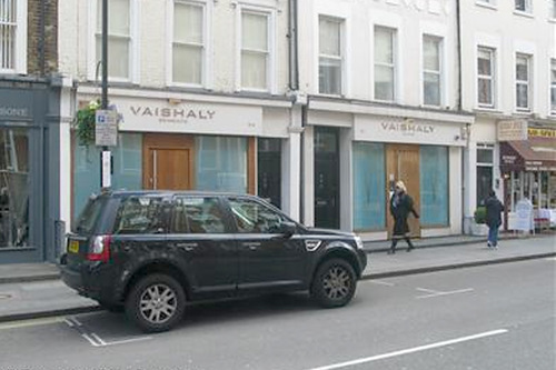 Vaishaly Salon London