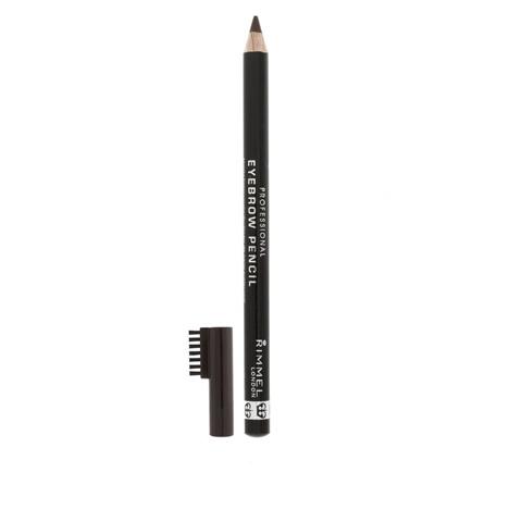 Rimmel London Professional Eyebrow Pencil.  See kulmupliiats on paljudele kulmuproffidele niiöelda must-have. Selle harja osa saad kasutada kulmude modelleerimiseks ja pliiatsit muidugi selleks, et kulmukontuurid joonistada ja kulme täita.
