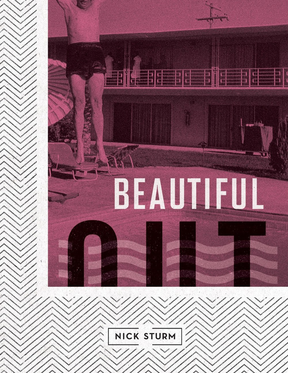 h-ngm-n :     Our newest chapbook: BEAUTIFUL OUT by Nick Sturm. Get it free  HERE .      Also beautiful beautiful humans involved.