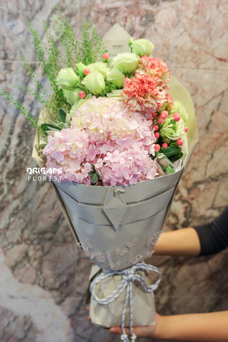 Online shop - Origami Florist