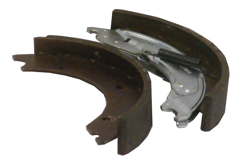 250x40 Brake Shoe Set