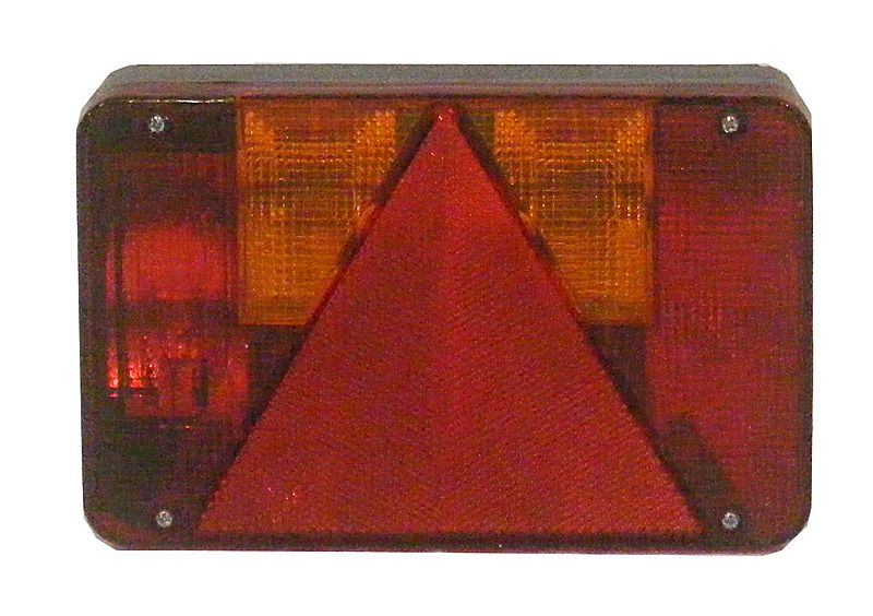Rear Combination Light - Small