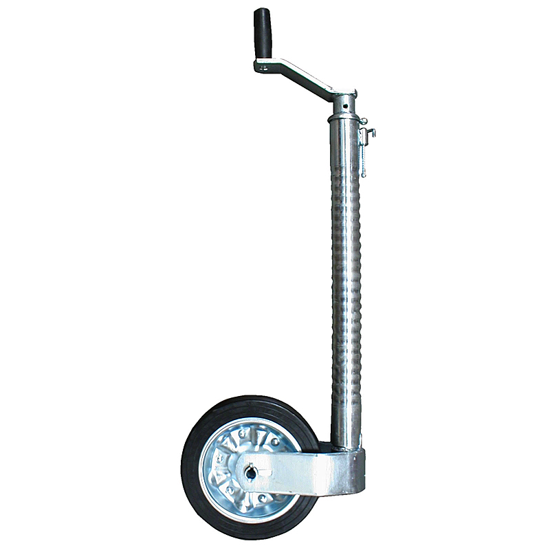 Budget Ribbed Jockey Wheel