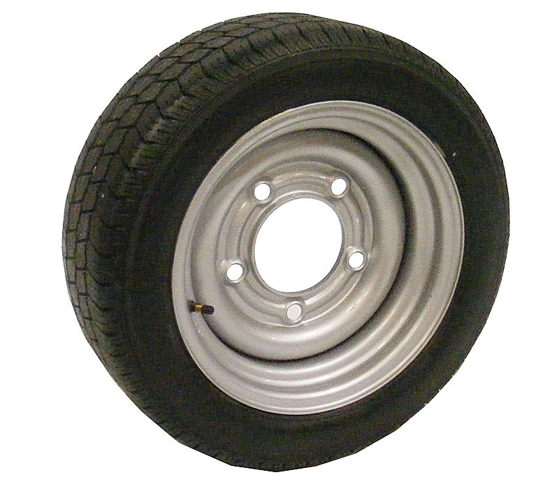 "13"" Tyre & Rim 195x13. 195/50x13 tyre on 5std 6.5PCD rim"