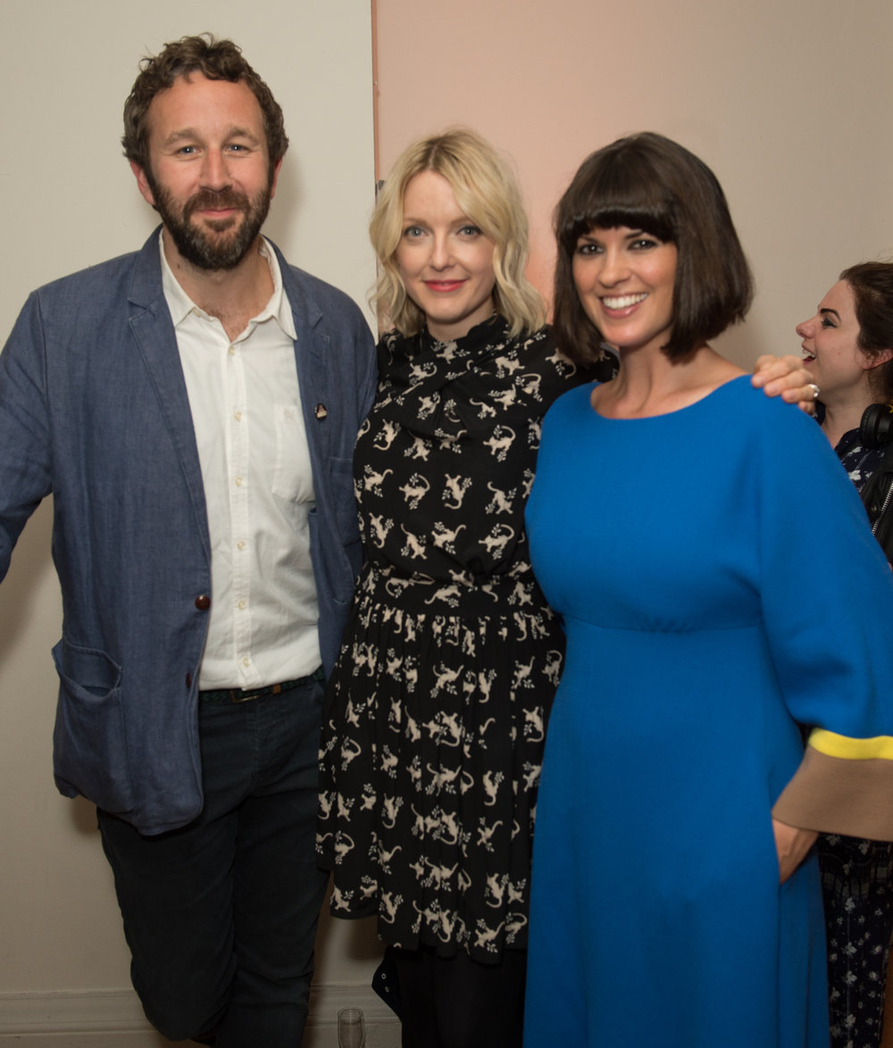 The Pool Chris O'Dowd, Lauren Laverne, Dawn O'Porter.jpg