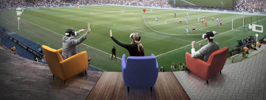 LiveLike Stadium VR.