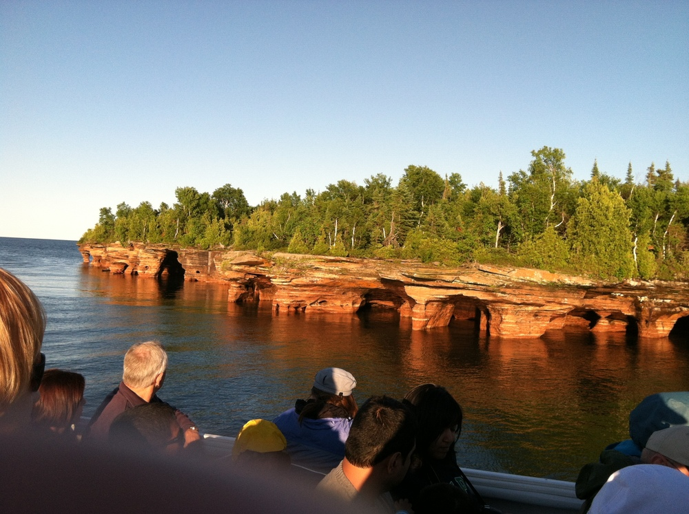 Devils Island, Apostle Islands National Lakeshore