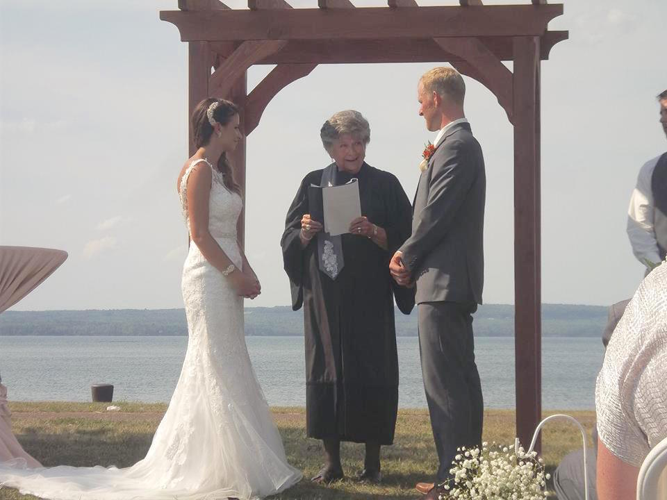 Madeline Island Wedding