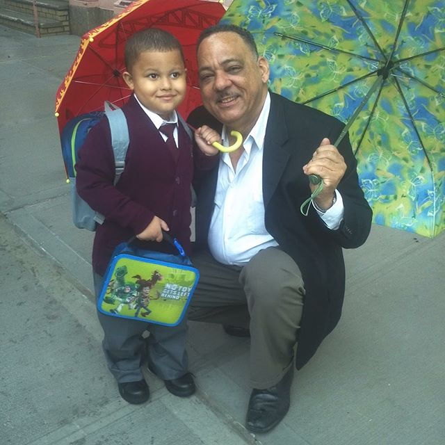 Poet, entrepreneur, storyteller, activist, softball pitcher, bee farm owner, super campaign volunteer, preacher, grandpa, former bodega owner, and dad. #happyfathersday