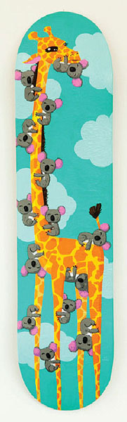 "27. Joe Havasy, ""The Cutest Infestation Ever"" $225"