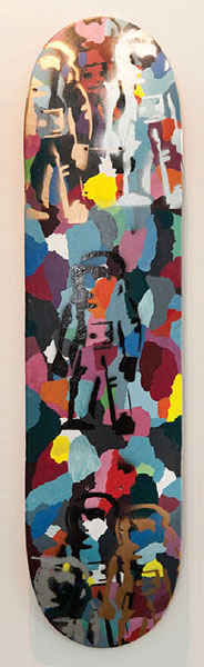 "49. Keith Godfrey, ""Astronaut Classics #1"" $250"