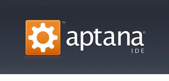 Aptana IDE Open Source HTML/CSS editor prima alternatief