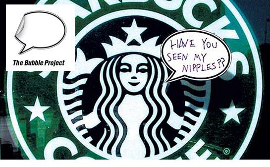The Bubble Project: bizar commentaar op het consumentisme