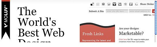 Moluv.com -Net sijtje wel in een bijzonder grid opgemaakt. De verse links zijn erg vers.