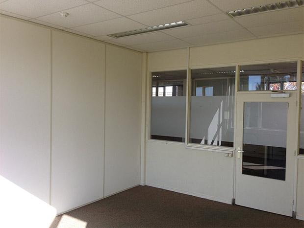 Foto 5 - Binnenzijde unit die ik huur in bedrijfsverzamelpand D, onderdeel van De Verlichting in Voorburg - Den Haag