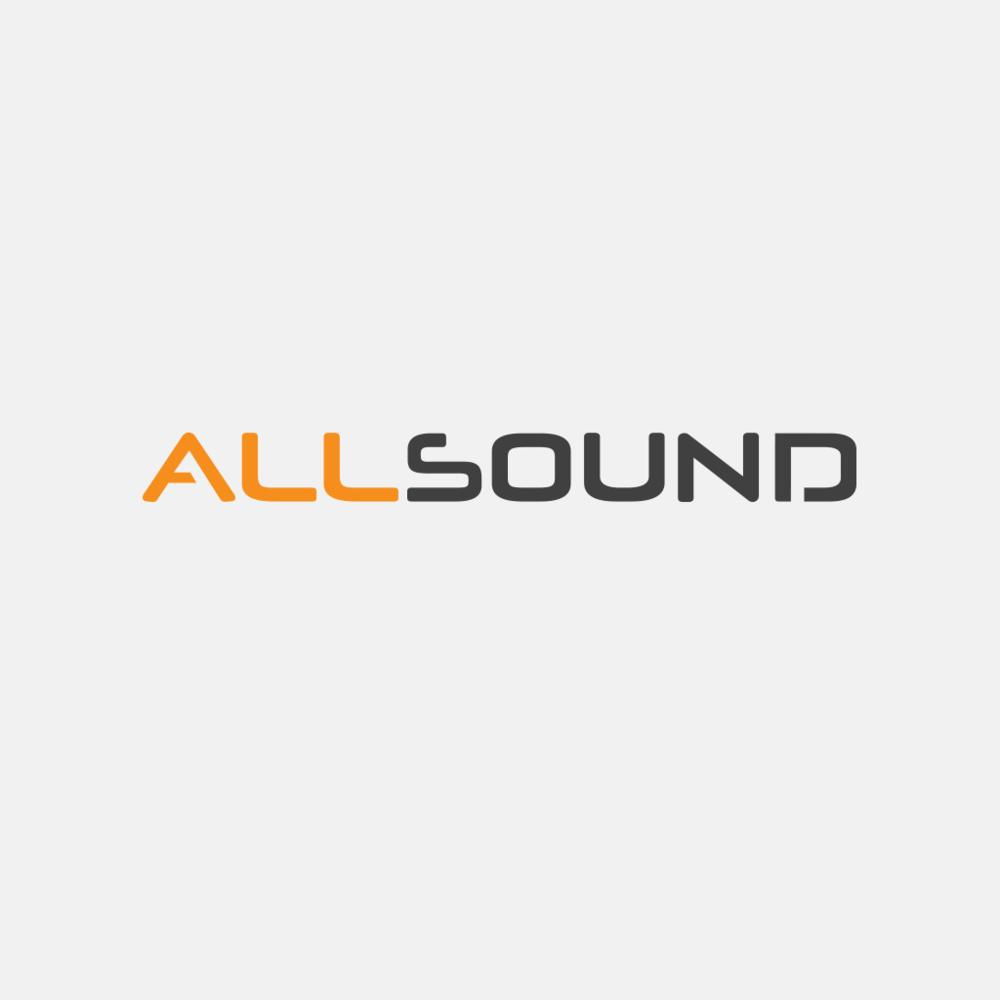 Allsound Sound & Light Support wordmark