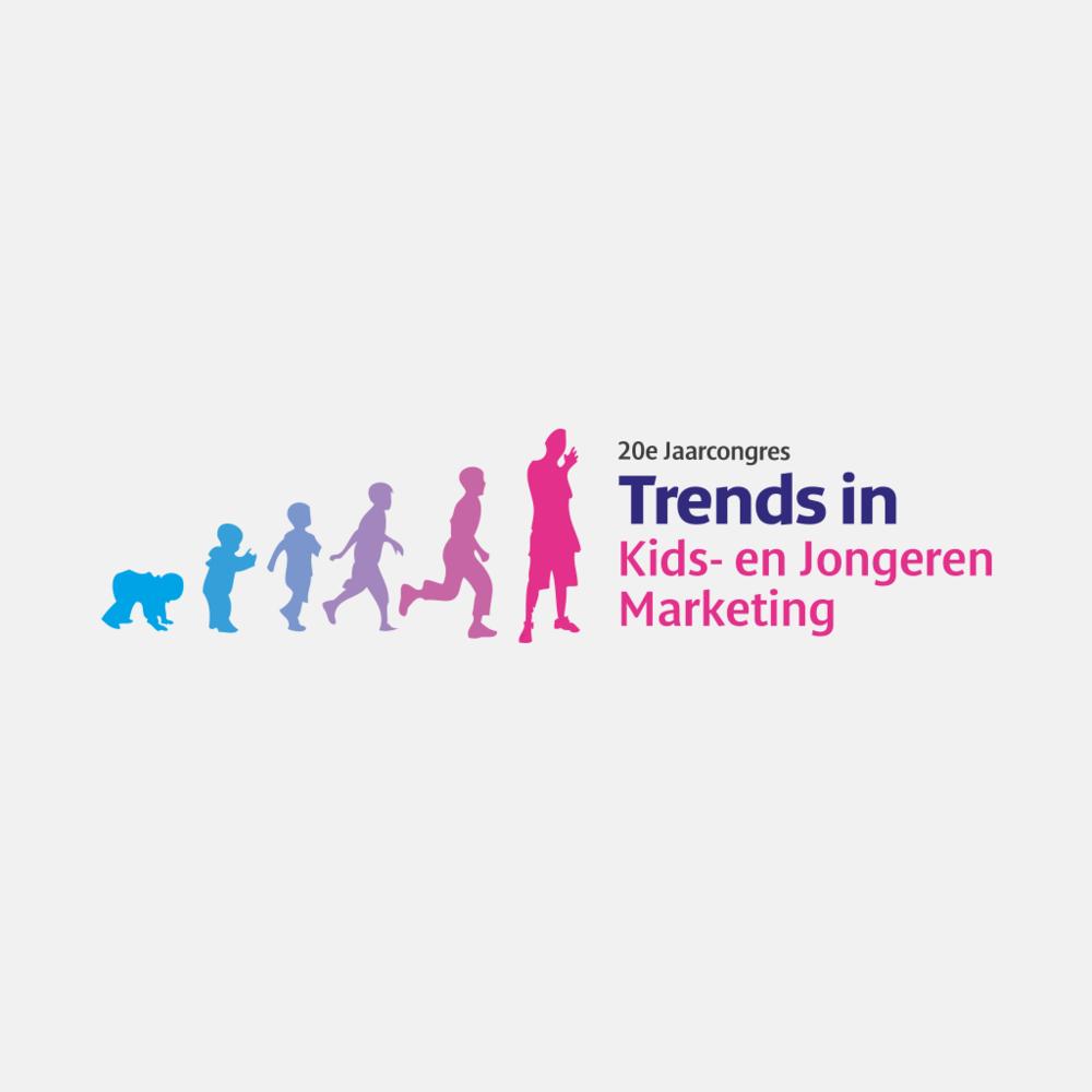 20e Jaarcongres Trends in Kids- en Jongeren Marketing - Final logo