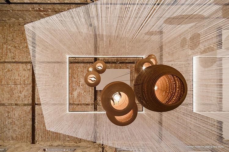 Foto 7 van 10 -Scraplights: designverlichting van karton