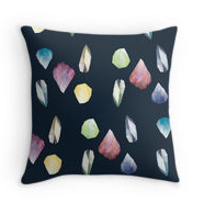 CRYSTAL AGE CUSHION
