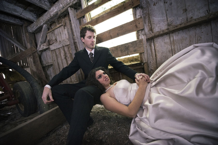 ottawa trash the dress, wedding portraits, engagement portraits