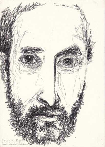 D'après un portrait du Fayoum