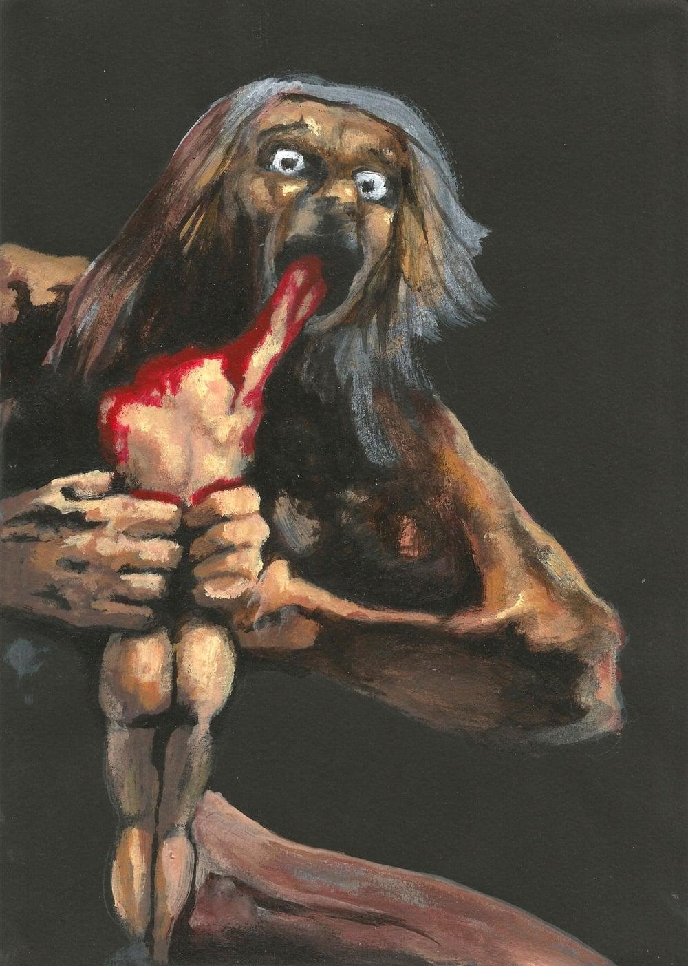 D'après Goya