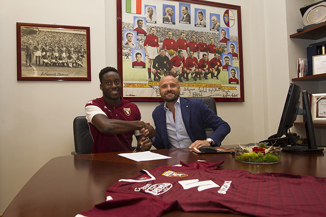 (Image source: Torino FC website)