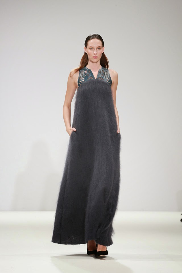72b3c22f4a8f We loved the Mariana Jungmann show earlier today at  FashionScoutAW15.  Check this out!