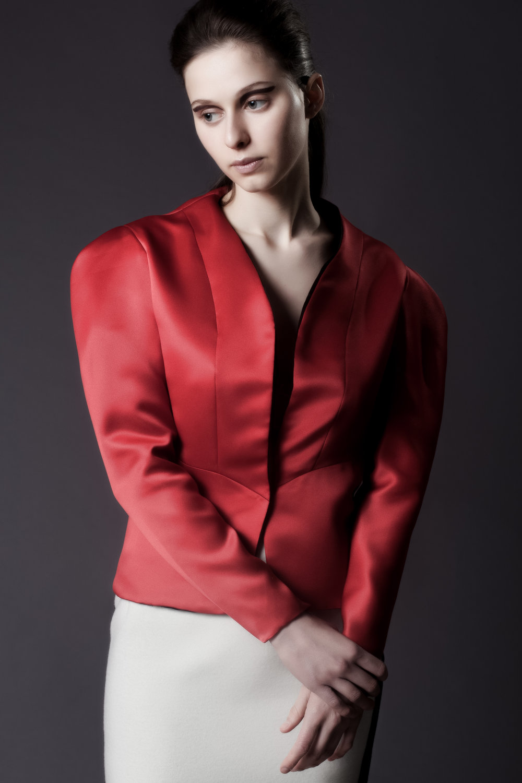 4 L SAHA AW16 Saheb Rouge Puffed Jacket.jpg