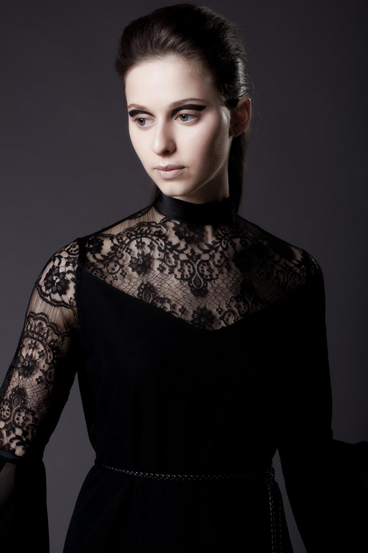 L SAHA AW16 Belle Noire Dress.jpg