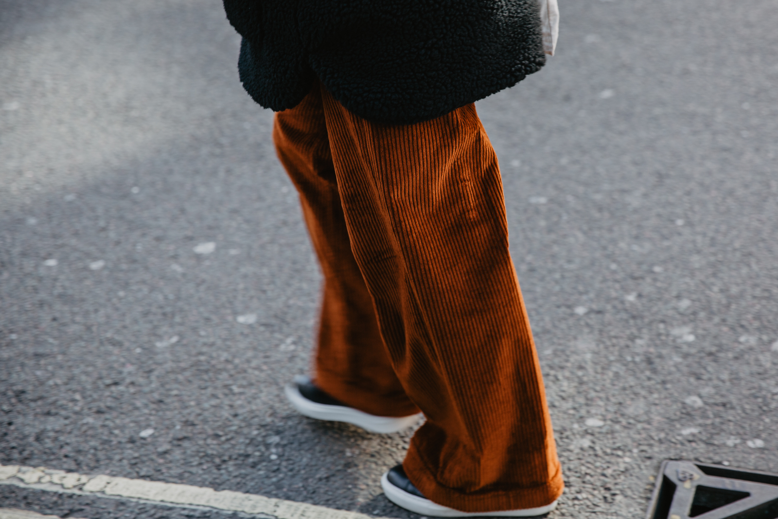 5ad18531d6e6 STREETSTYLE AT NYFW — Fashion Scout
