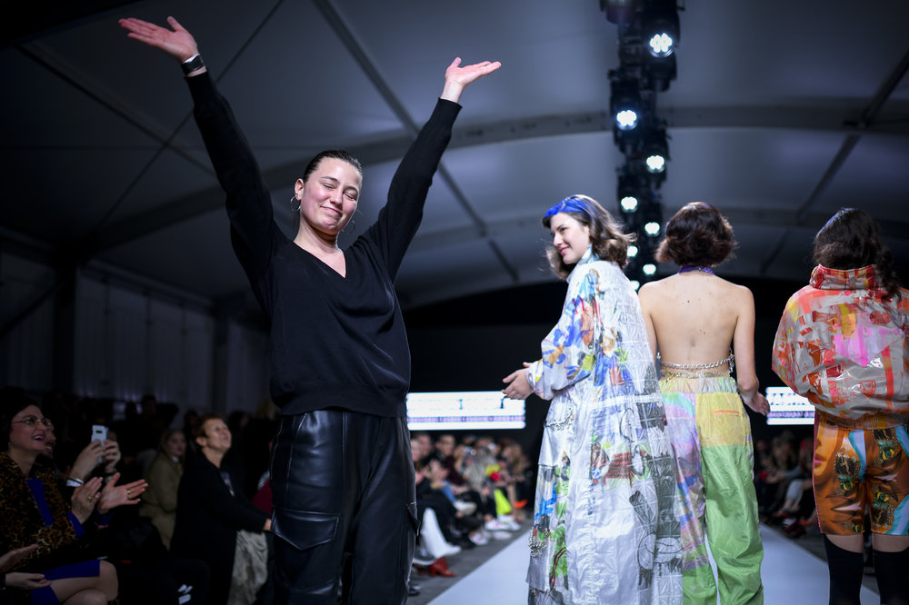 8d0b4030fb08d Gala Borovic Wins Fashion Scout SEE