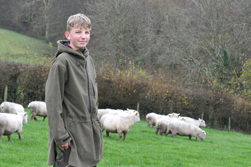 Max is keen to accelerate improvements within his flock.