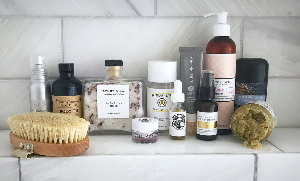 New favorites that I share below. I have another post where I share additional products I still love!