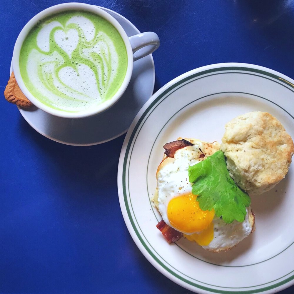 Find what biscuit dreams are made of at Grale Haus