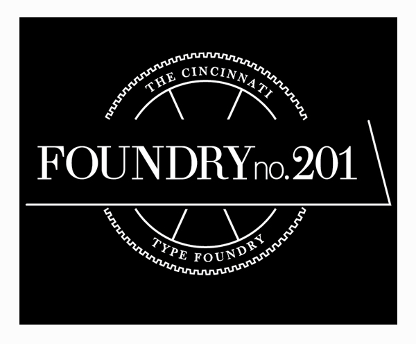 FOUNDRYno201_Logo-Design