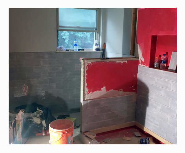 FOUNDRYno.201_Riverside_Master-Bath-Design_Construction-Progress_Tile-Install