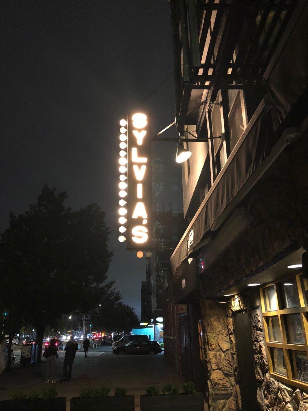 Sylvia's | Soul food in Harlem.