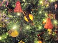 Christmas Orange Cinnamon Decoration